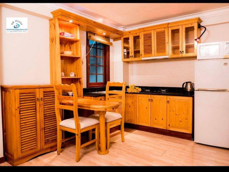 Căn hộ dịch vụ đường Huỳnh Tịnh Của quận 3 dạng 1 phòng ngủ ID 328 số 11