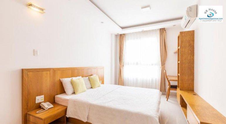 Căn hộ dịch vụ đường Phạm Ngọc Thạch quận 3 dạng 1 phòng ngủ ID 108 số 3