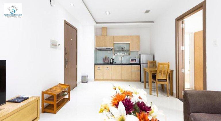Căn hộ dịch vụ đường Phạm Ngọc Thạch quận 3 dạng 1 phòng ngủ ID 108 số 4