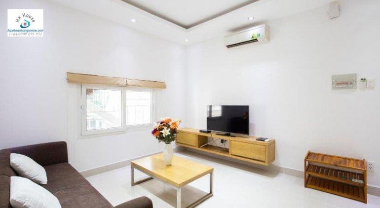 Căn hộ dịch vụ đường Phạm Ngọc Thạch quận 3 dạng 1 phòng ngủ ID 108 số 5