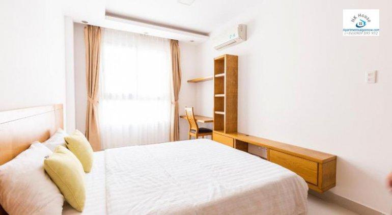 Căn hộ dịch vụ đường Phạm Ngọc Thạch quận 3 dạng 1 phòng ngủ ID 108 số 8