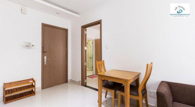 Căn hộ dịch vụ đường Phạm Ngọc Thạch quận 3 dạng 1 phòng ngủ ID 108 số 11
