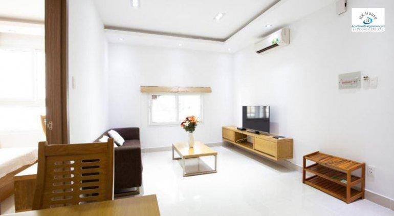 Căn hộ dịch vụ đường Phạm Ngọc Thạch quận 3 dạng 1 phòng ngủ ID 108 số 16