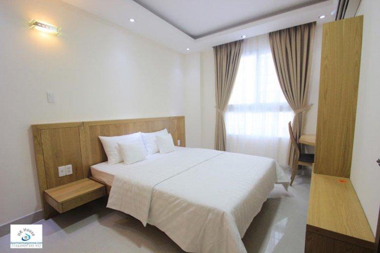 Căn hộ dịch vụ đường Phạm Ngọc Thạch quận 3 dạng 1 phòng ngủ ID 108 số 18