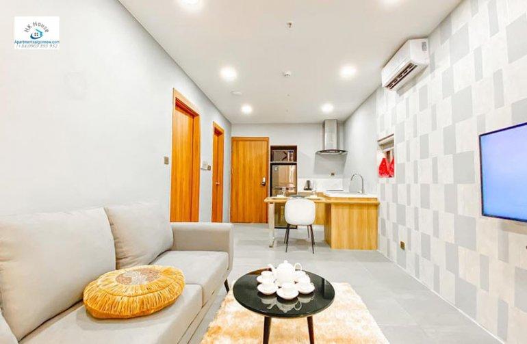 Căn hộ dịch vụ đường Phan Đăng Lưu quận Phú Nhuận dạng 1 phòng ngủ với cửa sổ ID 641 số 1
