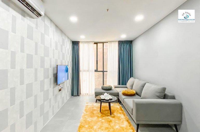 Căn hộ dịch vụ đường Phan Đăng Lưu quận Phú Nhuận dạng 1 phòng ngủ với cửa sổ ID 641 số 2