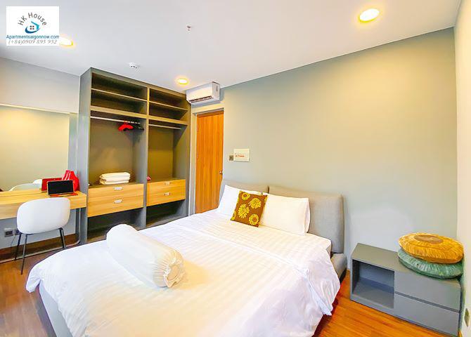 Căn hộ dịch vụ đường Phan Đăng Lưu quận Phú Nhuận dạng 1 phòng ngủ với ban công ID 641 số 1