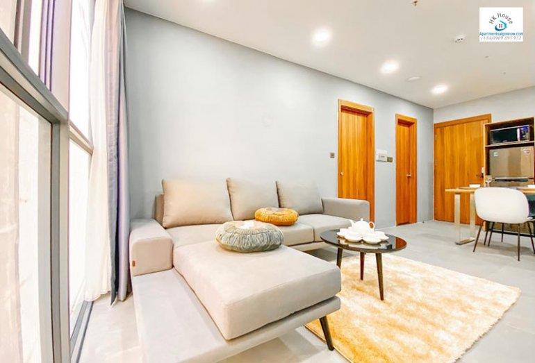 Căn hộ dịch vụ đường Phan Đăng Lưu quận Phú Nhuận dạng 1 phòng ngủ với cửa sổ ID 641 số 5