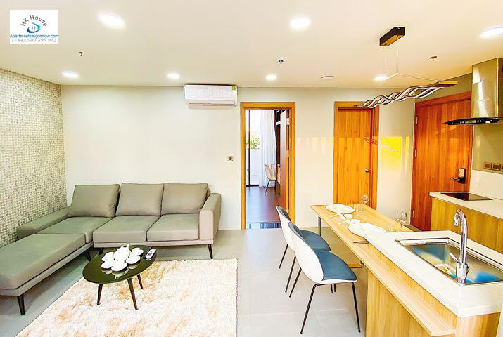 Căn hộ dịch vụ đường Phan Đăng Lưu quận Phú Nhuận dạng 1 phòng ngủ với ban công ID 641 số 8