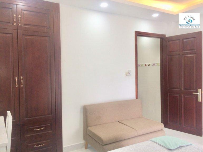 Căn hộ dịch vụ cho thuê trên đường Phạm Ngọc Thạch quận 3 với 1 phòng ngủ có ban công ID 270 số 4