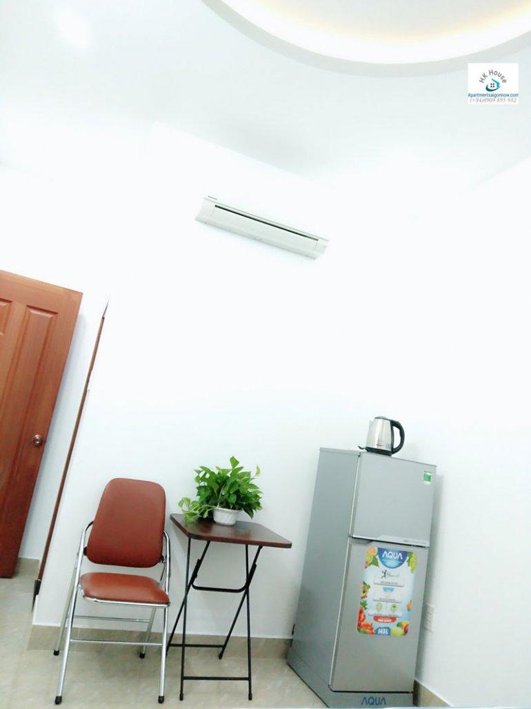 Căn hộ dịch vụ đường Phan Văn Hân quận Bình Thạnh với studio nhỏ ID 515 số 1