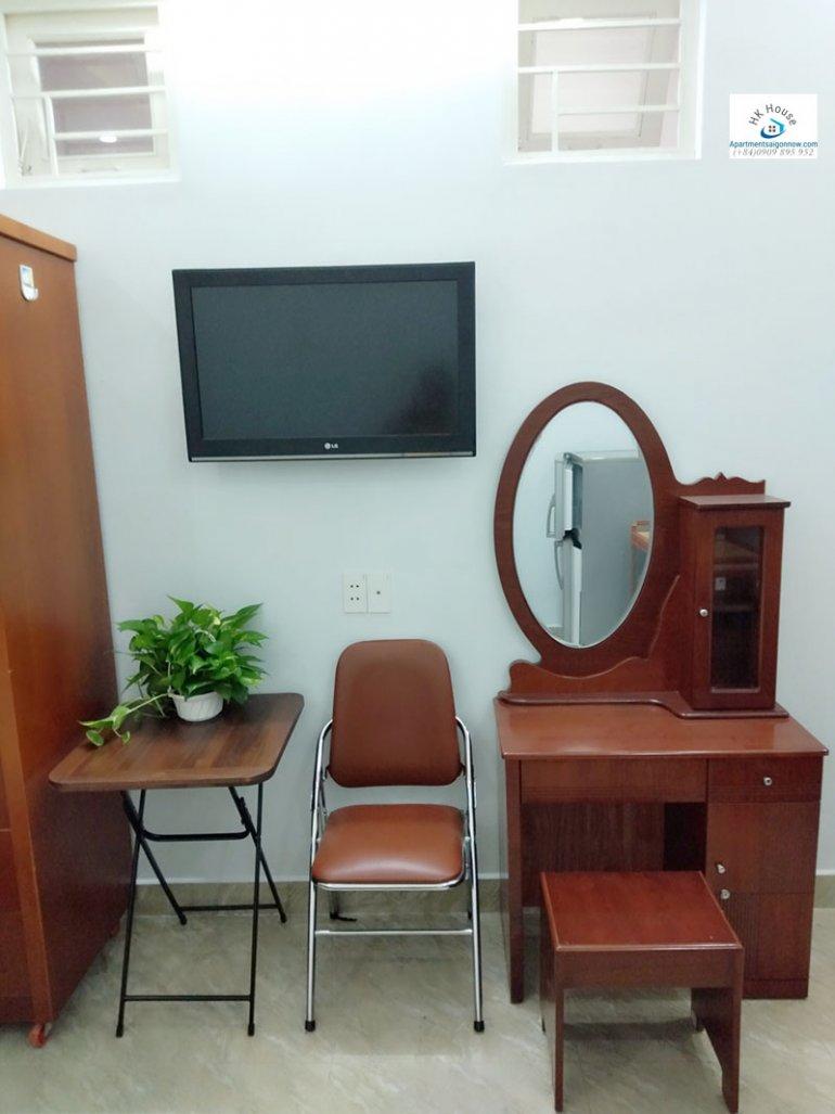 Căn hộ dịch vụ đường Phan Văn Hân quận Bình Thạnh với studio nhỏ ID 515 số 4