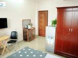 Căn hộ dịch vụ đường Phan Văn Hân quận Bình Thạnh với studio lớn ID 515 số 4