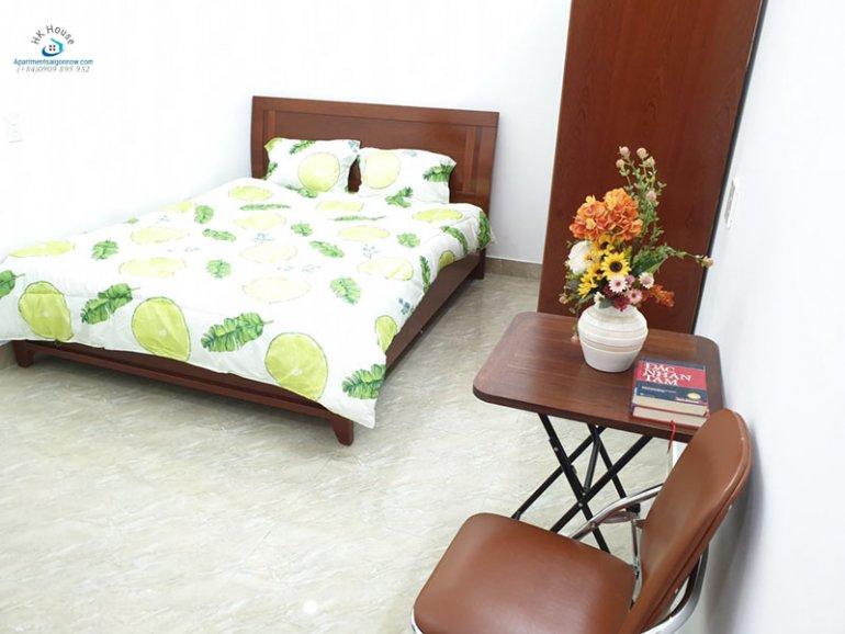 Căn hộ dịch vụ đường Phan Văn Hân quận Bình Thạnh với studio nhỏ ID 515 số 9