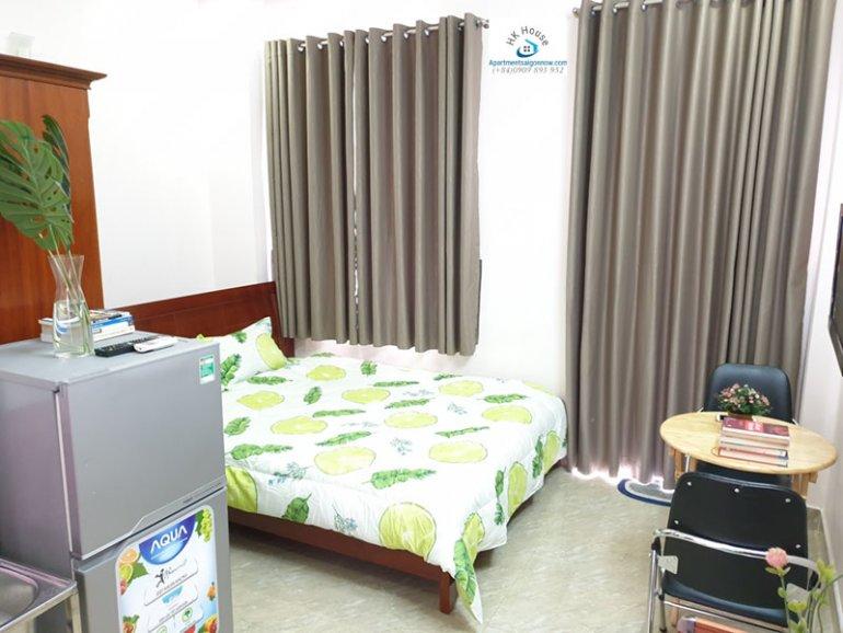 Căn hộ dịch vụ đường Phan Văn Hân quận Bình Thạnh với studio lớn ID 515 số 6