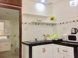 Căn hộ dịch vụ cho thuê trên đường Phạm Ngọc Thạch quận 3 với 1 phòng ngủ có ban công ID 270 số 15