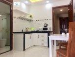 Căn hộ dịch vụ cho thuê trên đường Phạm Ngọc Thạch quận 3 với 1 phòng ngủ có ban công ID 270 số 18