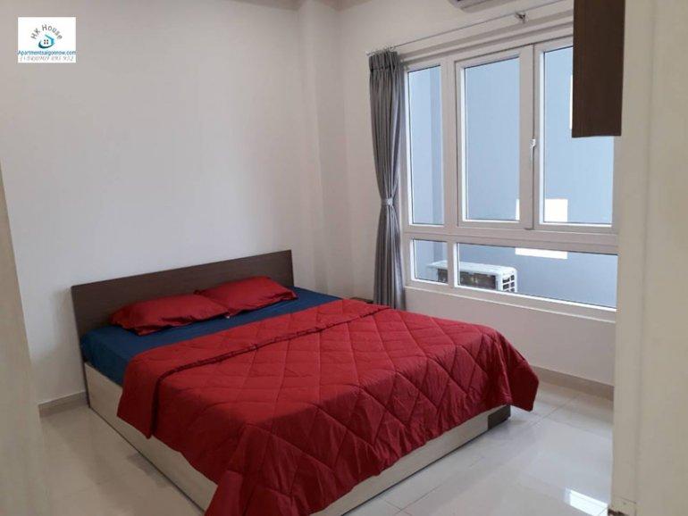 Căn hộ dịch vụ đường Tôn Thất Thuyết quận 4 dạng 1 phòng ngủ với cửa sổ ID 279 số 11