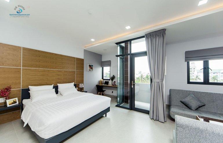 Căn hộ dịch vụ đường Nguyễn Cửu Vân quận Bình Thạnh dạng studio 3 ID 647 số 6