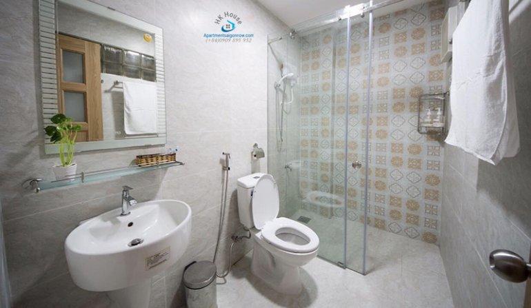 Căn hộ dịch vụ đường Lưu Văn Lang quận 1 dạng studio ID 646 số 2