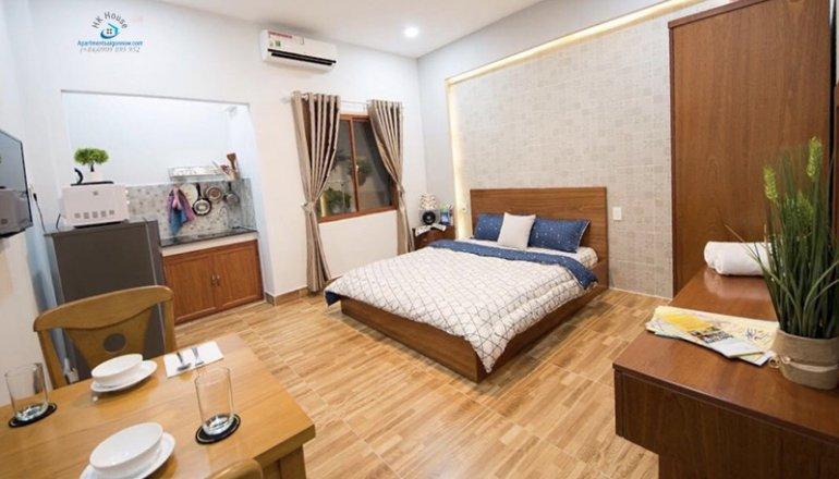 Căn hộ dịch vụ đường Lưu Văn Lang quận 1 dạng studio ID 646 số 5