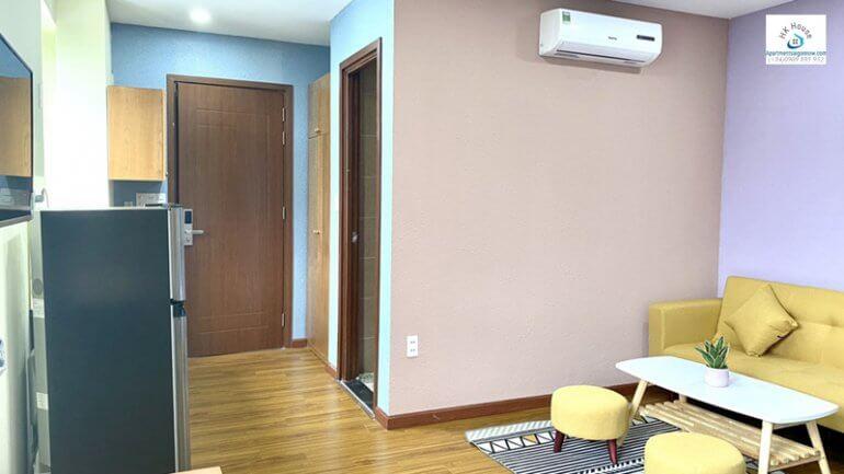 Căn hộ dịch vụ tại Nam Thông 3 quận 7 phòng 2 số 2