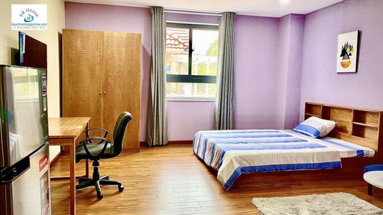Căn hộ dịch vụ tại Nam Thông 3 quận 7 phòng 2 số 7