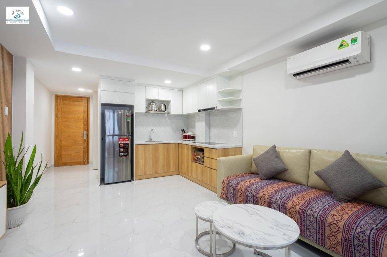 Cho thuê căn hộ dịch vụ quận 1 với 1 phòng ngủ và trang trí đẹp - ID 683 1