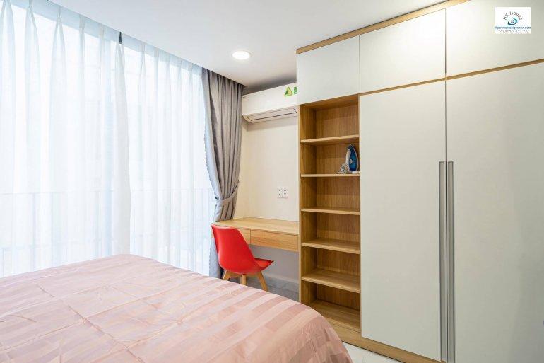 Cho thuê căn hộ dịch vụ quận 1 với 1 phòng ngủ và trang trí đẹp - ID 683 2