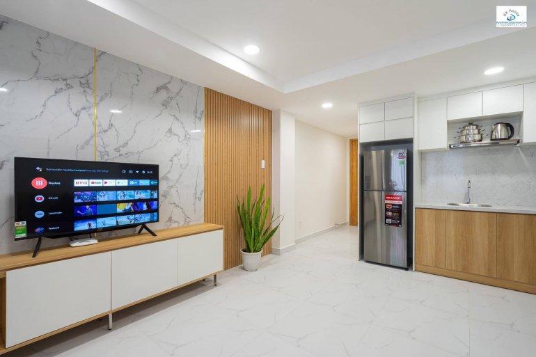 Cho thuê căn hộ dịch vụ quận 1 với 1 phòng ngủ và trang trí đẹp - ID 683 3
