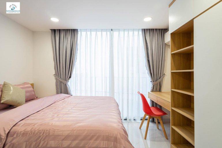Cho thuê căn hộ dịch vụ quận 1 với 1 phòng ngủ và trang trí đẹp - ID 683 4