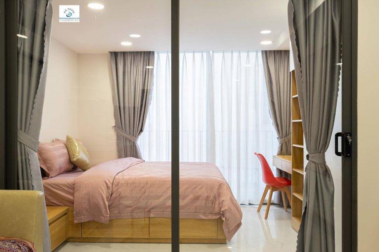 Cho thuê căn hộ dịch vụ quận 1 với 1 phòng ngủ và trang trí đẹp - ID 683 7