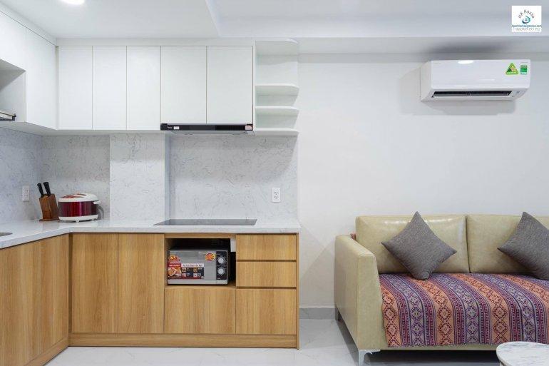 Cho thuê căn hộ dịch vụ quận 1 với 1 phòng ngủ và trang trí đẹp - ID 683 11