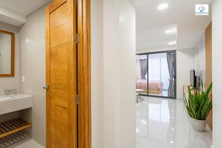 Cho thuê căn hộ dịch vụ quận 1 với 1 phòng ngủ và trang trí đẹp - ID 683 12