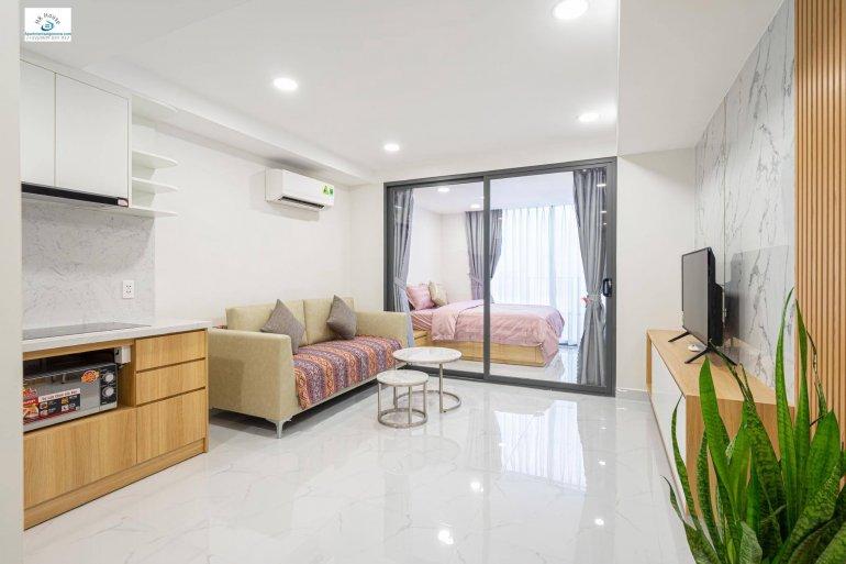 Cho thuê căn hộ dịch vụ quận 1 với 1 phòng ngủ và trang trí đẹp - ID 683 13