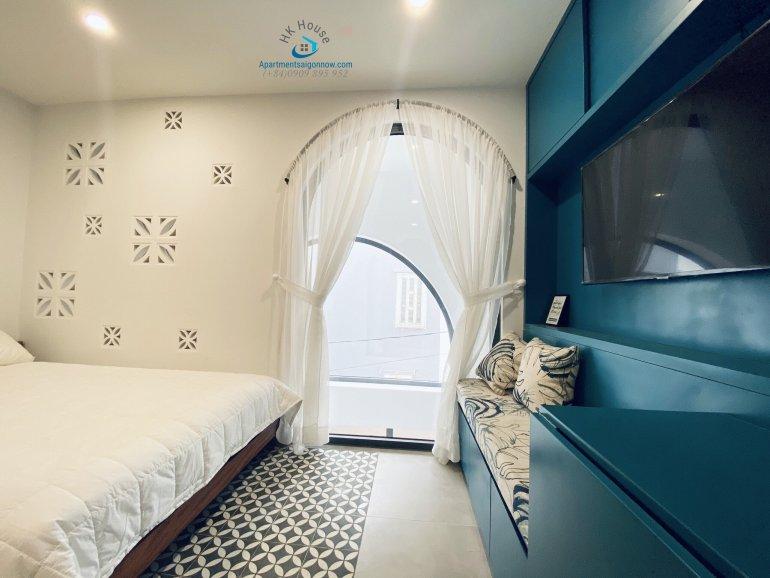 căn hộ chung cư giá rẻ, thiết kế độc đáo tại quận Bình Thạnh 680.1 5