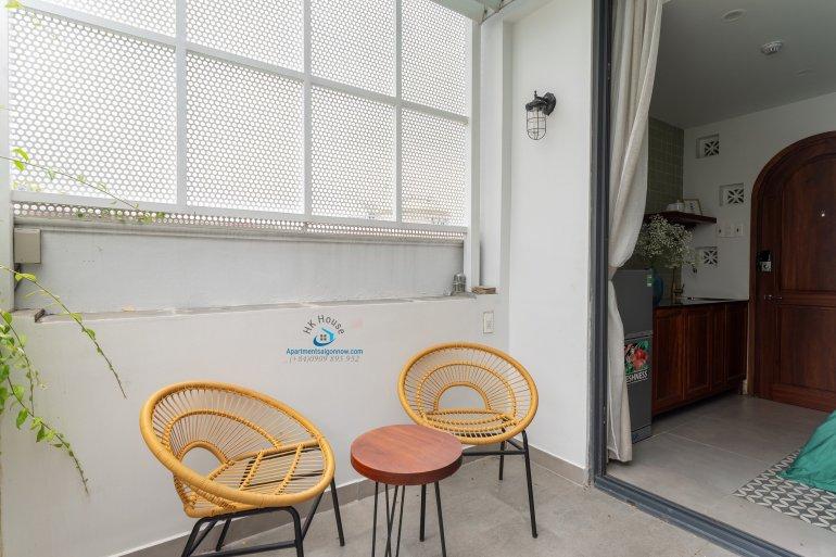 Căn hộ dịch vụ giá rẻ, thiết kế độc đáo tại quận Bình Thạnh 608.2 8
