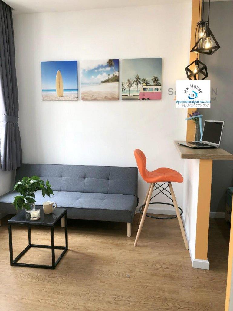 Service Apartment on Doan Thi Diem street, ward 01, Phu Nhuan District - PN/2.1 5