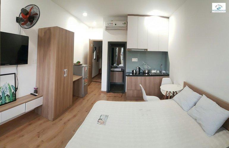 Cho thuê căn hộ dịch vụ dạng studio tại Quận 1 - ID D1 / 6 8