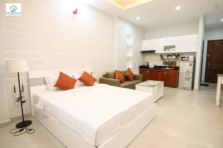 Cho thuê căn hộ dịch vụ Quận 1 loại 1 phòng ngủ, trang trí đẹp - ID D1 / 7 1