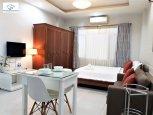 Cho thuê căn hộ dịch vụ Quận 1 loại 1 phòng ngủ, trang trí đẹp - ID D1 / 7 2