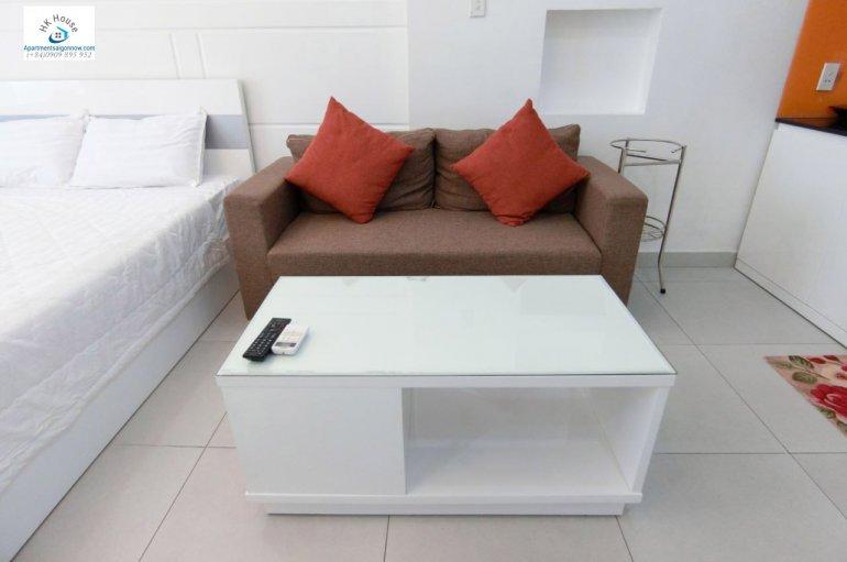 Cho thuê căn hộ dịch vụ Quận 1 loại 1 phòng ngủ, trang trí đẹp - ID D1 / 7 5