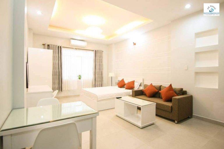 Cho thuê căn hộ dịch vụ Quận 1 loại 1 phòng ngủ, trang trí đẹp - ID D1 / 7 6