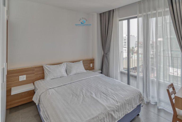 Cho thuê căn hộ dịch vụ Quận 2 loại 1 phòng ngủ, trang trí đẹp - ID D2 / 1.1 2