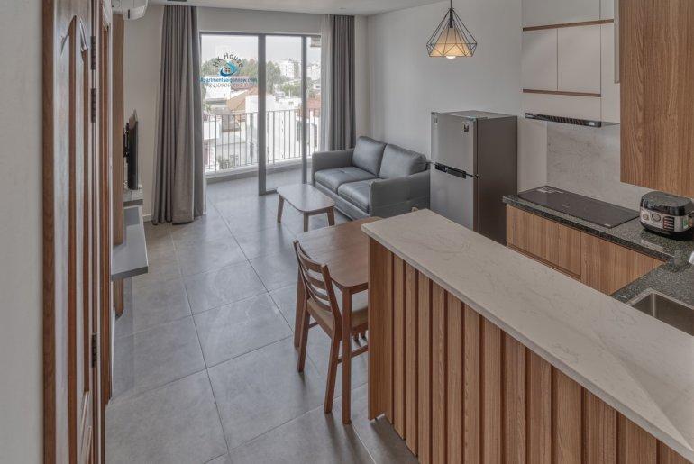 Cho thuê căn hộ dịch vụ Quận 2 loại 1 phòng ngủ, trang trí đẹp - ID D2 / 1.1 4