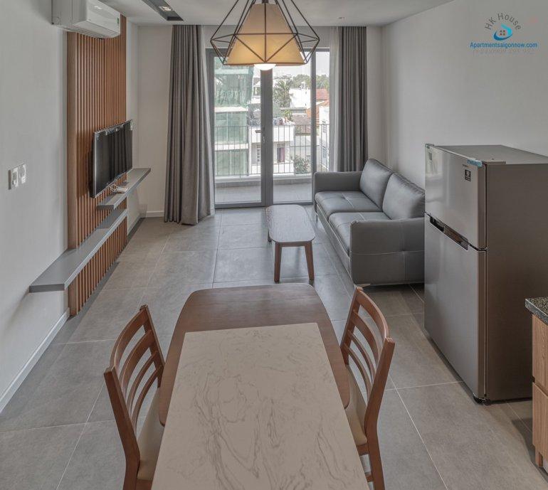 Cho thuê căn hộ dịch vụ Quận 2 loại 1 phòng ngủ, trang trí đẹp - ID D2 / 1.1 6