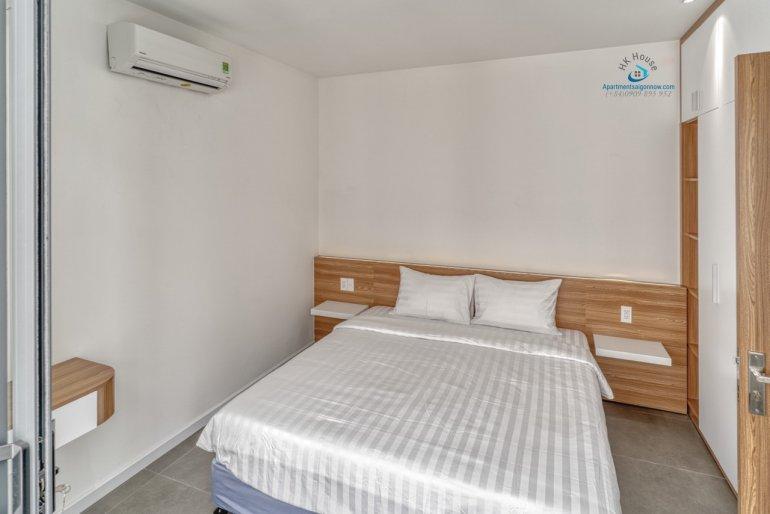 Cho thuê căn hộ dịch vụ Quận 2 loại 1 phòng ngủ, trang trí đẹp - ID D2 / 1.2 3