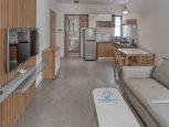 Cho thuê căn hộ dịch vụ Quận 2 loại 1 phòng ngủ, trang trí đẹp - ID D2 / 1.2 5