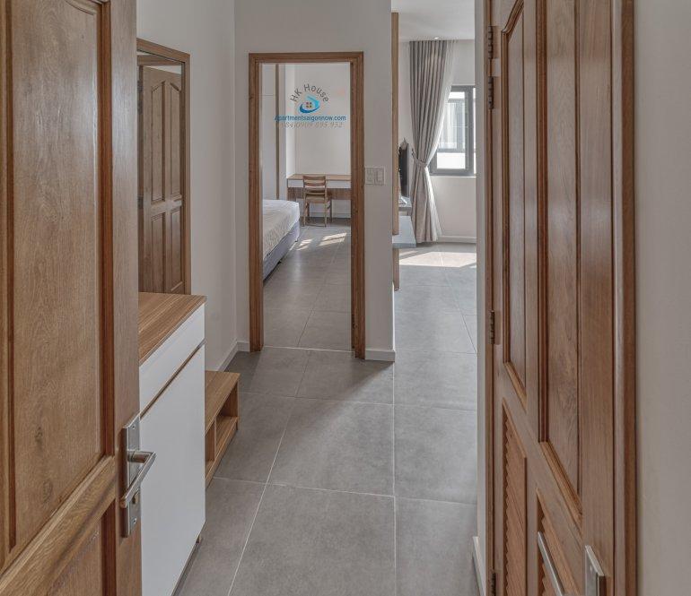 Cho thuê căn hộ dịch vụ Quận 2 loại 1 phòng ngủ, trang trí đẹp - ID D2 / 1.4 6