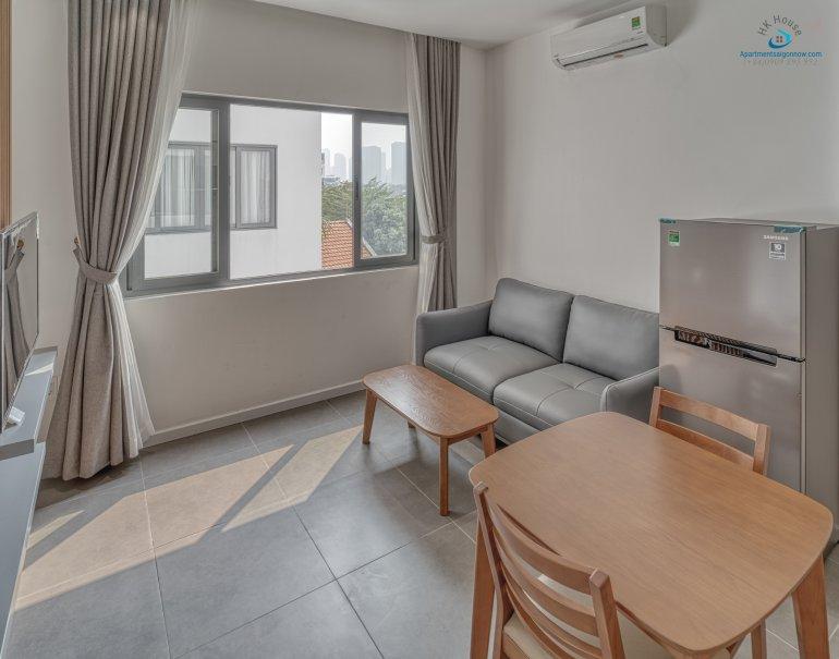 Cho thuê căn hộ dịch vụ Quận 2 loại 1 phòng ngủ, trang trí đẹp - ID D2 / 1.4 8